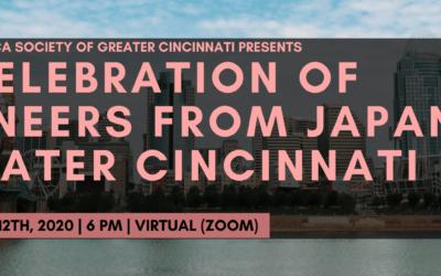 A Celebration of Pioneers from Japan in Greater Cincinnati