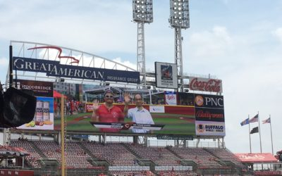 Japanese American Community Day at Great American Ball Park